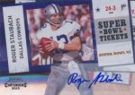 Staubach Super Bowl