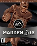 Madden 12 Hall of Fame box