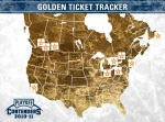 Second Hockey Golden Ticket Map