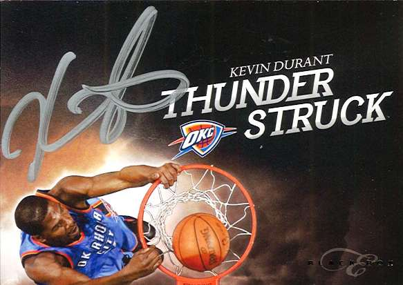 The 10 Kevin Durant Cards Guaranteed to Leave You Feeling ...