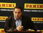 Panini America Vice President of Marketing Jason Howarth