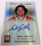 Panini America Elite Hockey QC 10