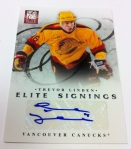 Panini America Elite Hockey QC 11