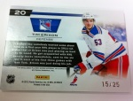 Panini America Elite Hockey QC 29