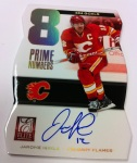 Panini America Elite Hockey QC 6