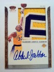 Kareem Abdul-Jabbar