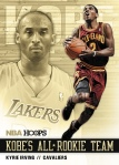 Panini America 12-13 Hoops Kobe All-Rookie