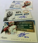 Panini America 2012 NFLPA Premiere Saturday 30