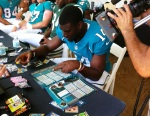Panini America 2012 NFLPA Premiere Saturday 39
