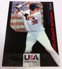 Panini America USA Baseball 13