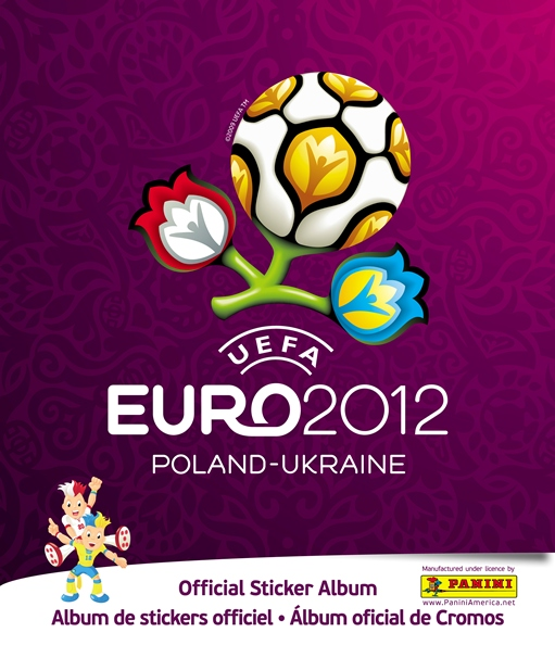 Begins Pre Sell Process For Euro 2012 Sticker   Album Collection