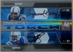 2009 Elite Passing the Torch Auto w R Wayne 25_A