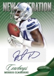 2012 Certified Football Claiborne