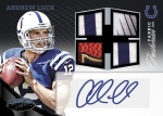 2012 Certified Football Luck