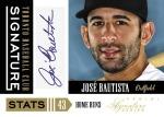2012 Sig Series Baseball Bautista