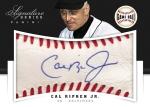 2012 Sig Series Baseball Ripken