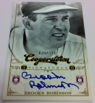 Panini America Cooperstown Sigs 24