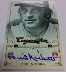 Panini America Cooperstown Sigs 27