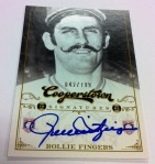 Panini America Cooperstown Sigs 3