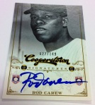 Panini America Cooperstown Sigs 4