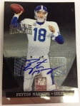 Panini America Fathers Day Autos 26