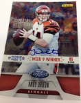 Panini America Fathers Day Autos 49
