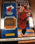 Panini America Fathers Day NBA Finals 1