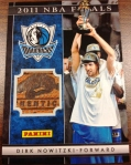 Panini America Fathers Day NBA Finals 12