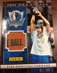 Panini America Fathers Day NBA Finals 13