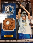 Panini America Fathers Day NBA Finals 16