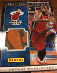 Panini America Fathers Day NBA Finals 2