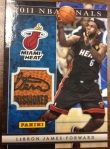 Panini America Fathers Day NBA Finals 3