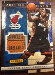 Panini America Fathers Day NBA Finals 4