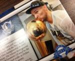 Panini America Fathers Day NBA Finals 9