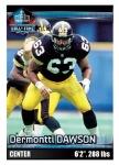 2012 NFL Sticker Dawson