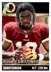 2012 NFL Sticker Griffin