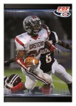2012 NFL Sticker Pop Warner