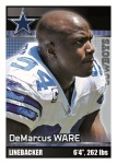 2012 NFL Sticker Ware