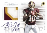 2012 Prime Signatures Football Griffin