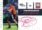 Elite Inscriptions Osweiler Red