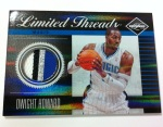 Panini America 11-12 Limited Basketball Mem 10