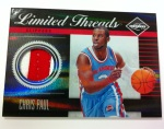 Panini America 11-12 Limited Basketball Mem 11