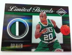 Panini America 11-12 Limited Basketball Mem 12