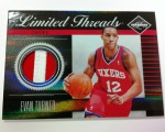 Panini America 11-12 Limited Basketball Mem 13