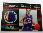 Panini America 11-12 Limited Basketball Mem 15