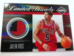Panini America 11-12 Limited Basketball Mem 18