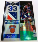 Panini America 11-12 Limited Basketball Mem 19