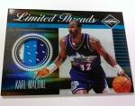 Panini America 11-12 Limited Basketball Mem 2