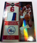 Panini America 11-12 Limited Basketball Mem 20