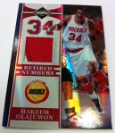 Panini America 11-12 Limited Basketball Mem 26